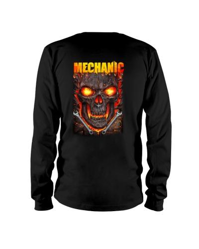 skull mechanic