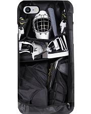 lacrosse bag pc phq pml Phone Case i-phone-8-case