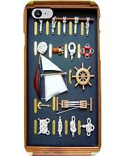 sailing boat and knot pc mttn nna Phone Case i-phone-8-case