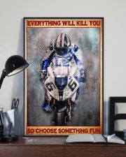 Isle of Ma choose something fun poster2 11x17 Poster lifestyle-poster-2