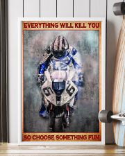Isle of Ma choose something fun poster2 11x17 Poster lifestyle-poster-4