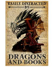 dragon dictionary easily dictracted 11x17 Poster front