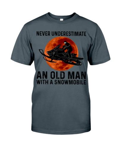 Never underestimate Snowmobile