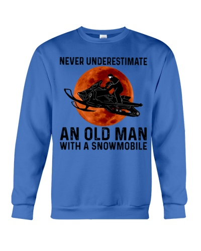 Never underestimate Snowmobile