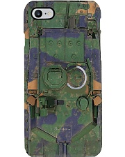 military tank abrams M1A2 pc phq ngt Phone Case i-phone-8-case