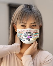 hairstylist salon mas Cloth Face Mask - 3 Pack aos-face-mask-lifestyle-18