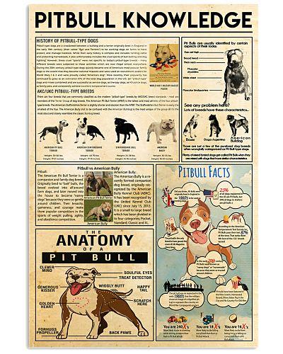 pitbull knowledge