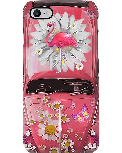 Flamingo car