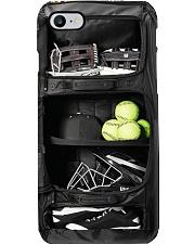 baseball bag pc phq ntv Phone Case i-phone-8-case