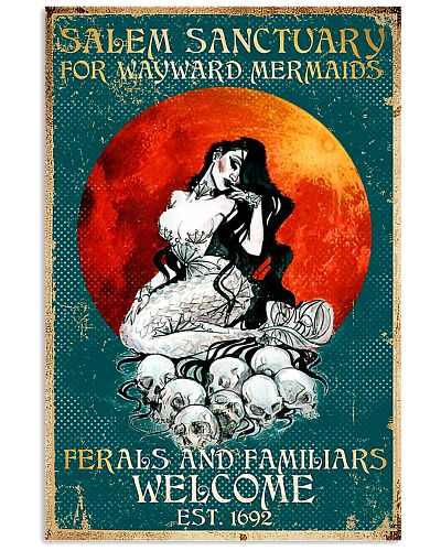 mermaid salem poster