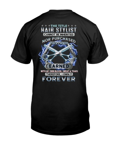 hairstylist own it