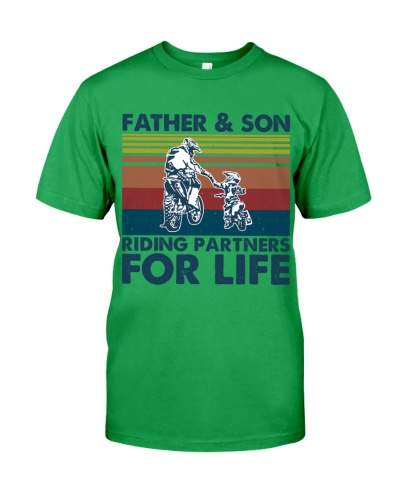 motocross father son partner