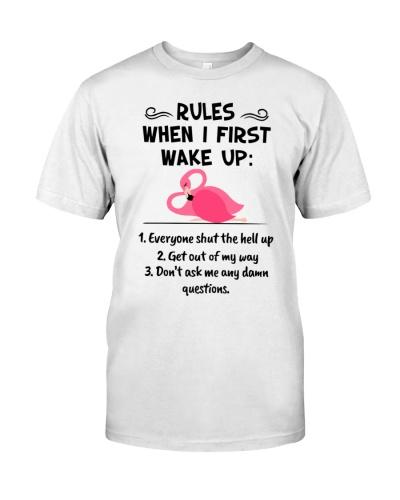 Flamingo rules