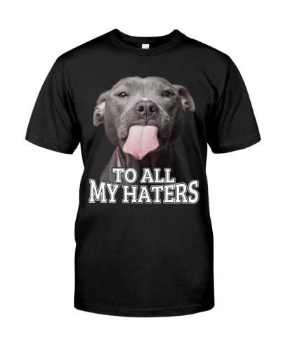pitbull hater black