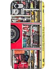 fire truck inside pc phq nna Phone Case i-phone-8-case