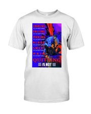 bjj quitting is not pt dvhh nna Classic T-Shirt tile