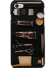 barber tools pc phq pml Phone Case i-phone-8-case