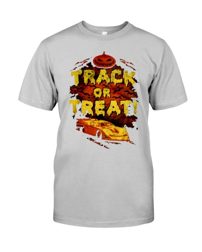 track or treat dirt track racing halloween