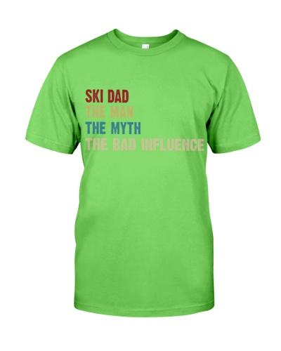 ski dad man myth bad