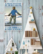 skiing in their seventies 11x17 Poster lifestyle-holiday-poster-2
