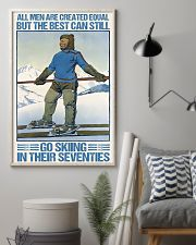 skiing in their seventies 11x17 Poster lifestyle-poster-1