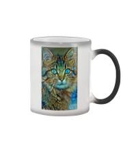 cat digital art pc lqt ngt Color Changing Mug tile