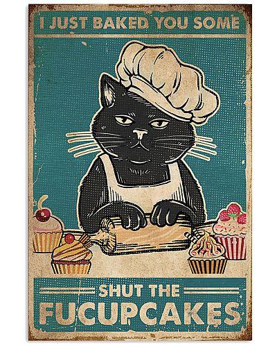 cat shut the fucupcakes