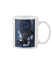 eagle dreamcatcher polymer clay pc mttn pml Mug thumbnail