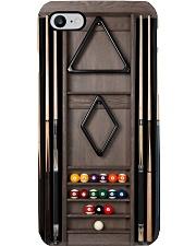 Billiard Pool cue rack case dvhh pml Phone Case i-phone-8-case