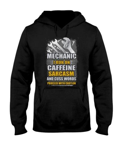 mechanic run on coffee