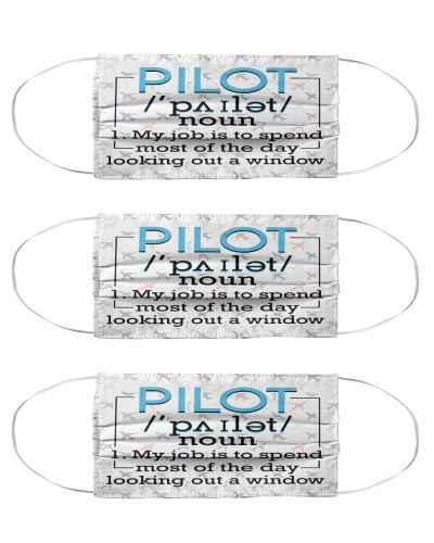 pilot noun window mas