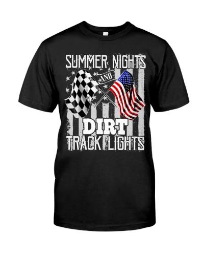 Summer Dirt Track Racing Motocross