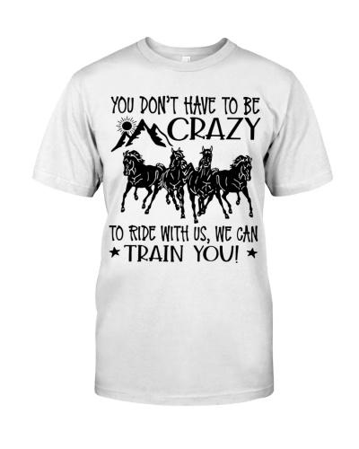 horse crazy train