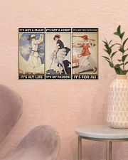 Lady Golfers It's not a phase retro ttb ngt 17x11 Poster poster-landscape-17x11-lifestyle-22