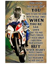 Guy Martn BMV on this ride call life pt mttn ngt 11x17 Poster front
