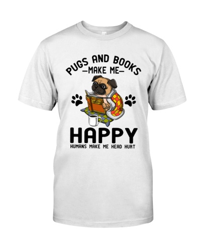 pugs-books-make-happy