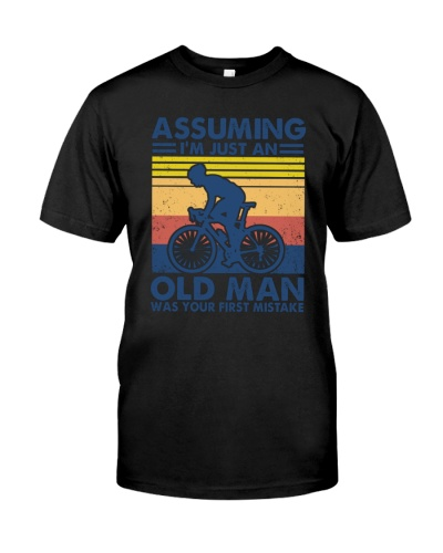 assuming im just an old man cycling