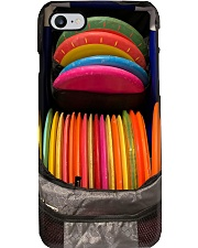 Disc golf backpack pc dvhh ntv Phone Case i-phone-8-case