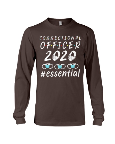 Correctional Officer 2020 Essential