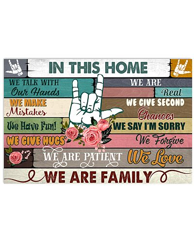 sign-language-home-poster