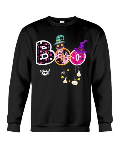 boo-spiders-ghosts-pumkin-witch-hat