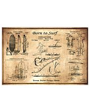 surfing patent pt lqt ngt 17x11 Poster front