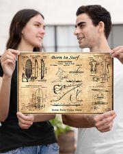 surfing patent pt lqt ngt 17x11 Poster poster-landscape-17x11-lifestyle-20