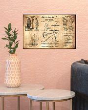 surfing patent pt lqt ngt 17x11 Poster poster-landscape-17x11-lifestyle-21