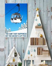 skiing you cant buy happiness 11x17 Poster lifestyle-holiday-poster-2