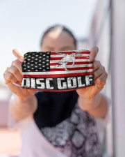 Disc Golf us flag mas Cloth Face Mask - 3 Pack aos-face-mask-lifestyle-07