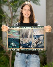 sailboat its not a phase pt mttn pml 17x11 Poster poster-landscape-17x11-lifestyle-19