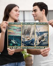 sailboat its not a phase pt mttn pml 17x11 Poster poster-landscape-17x11-lifestyle-20