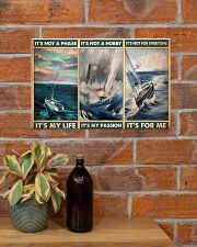 sailboat its not a phase pt mttn pml 17x11 Poster poster-landscape-17x11-lifestyle-23