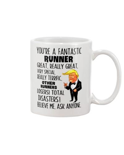 Fantastic runner